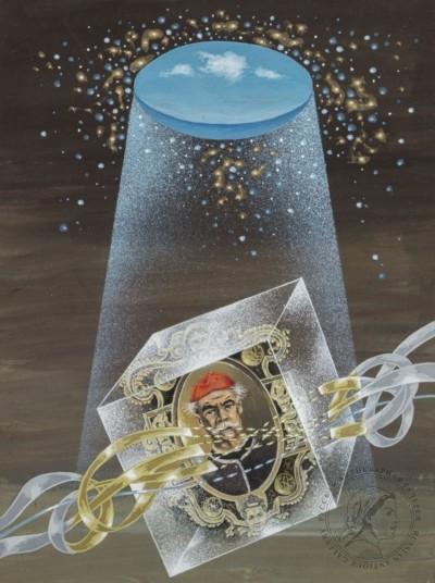 Картина «Предсказатель»