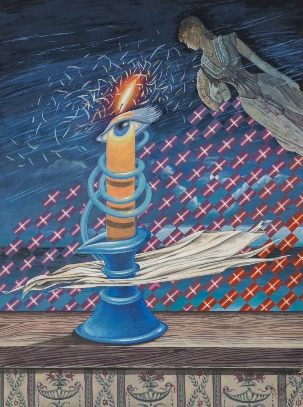 Картина «Свеча»