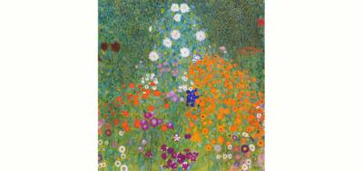 Цветущий сад Густава Климта