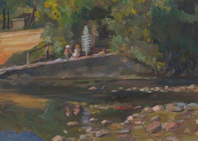 Картина «Хоста»