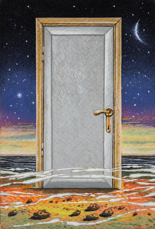 Рисунок «Дверь»