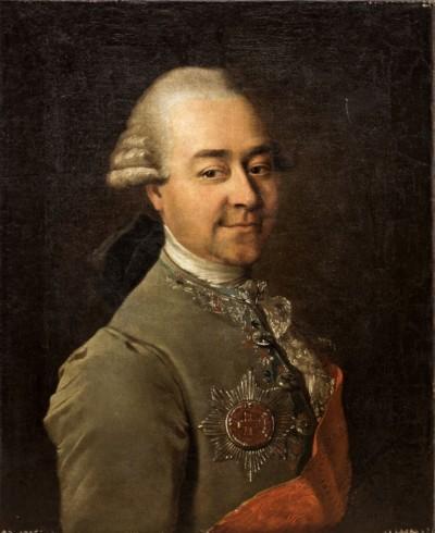 Портрет кавалера ордена Святой Анны