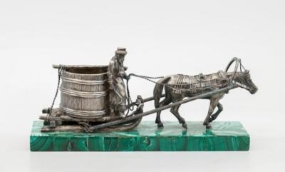 скульптура водовоз