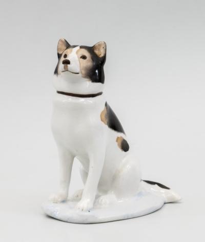 Скульптура «Лайка Папанина»