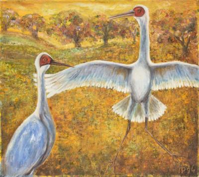 Картина «Танец любви»