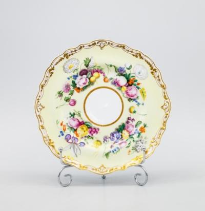 Декоративная тарелка Букет ИФЗ