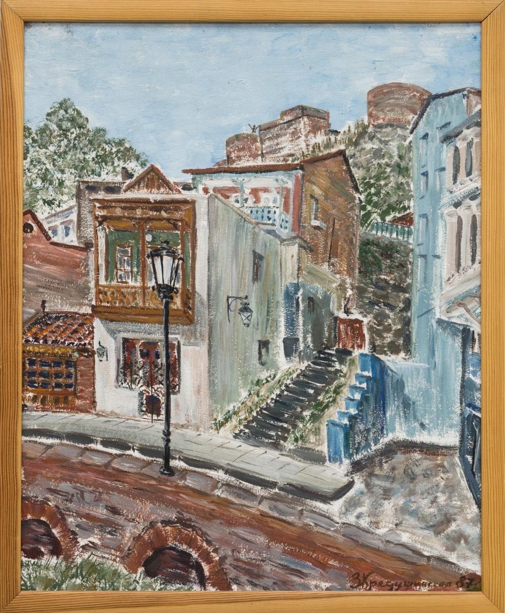 Картина«Тбилиси»