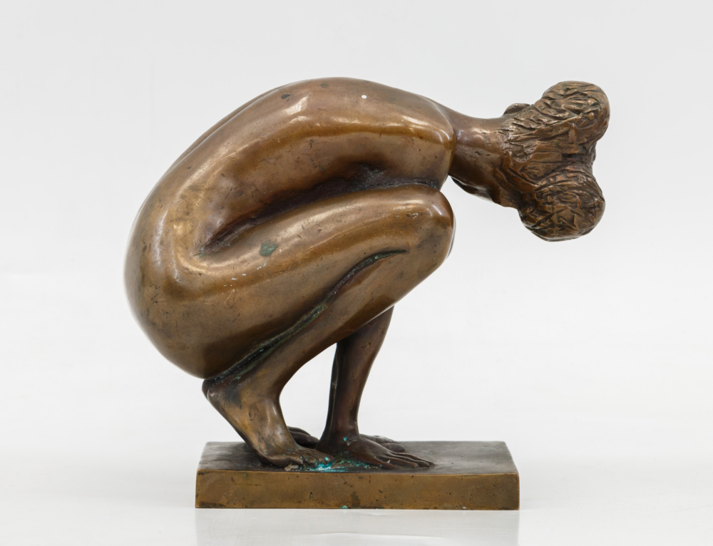 Скульптура «Таитянка»