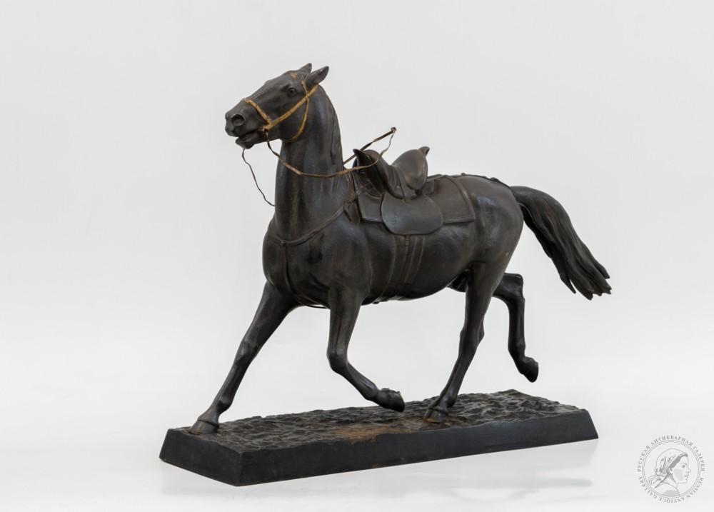 Скульптура «Лошадь казацкая»