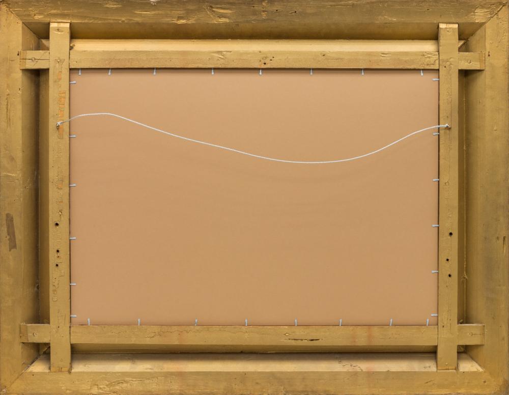 Картина «Яхта Форос на фоне  Везувия»