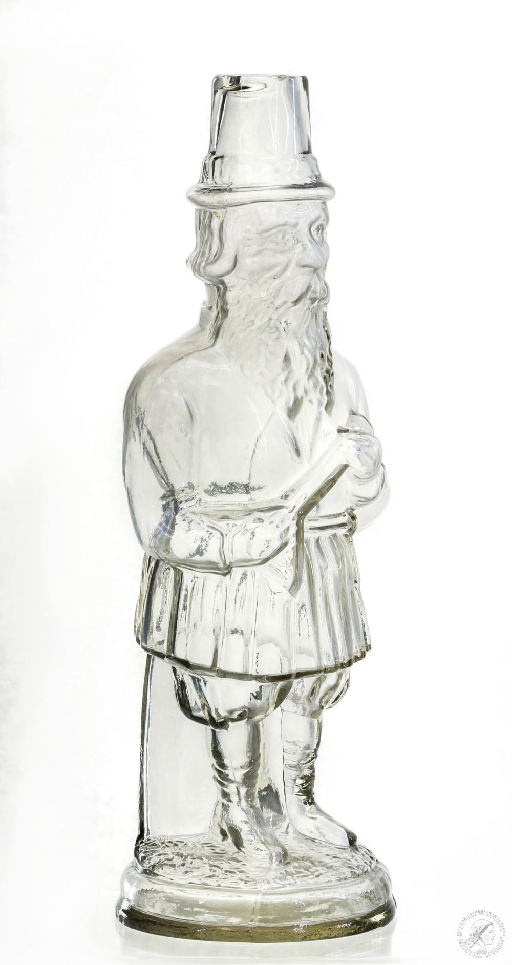 Бутылка фигурная «Балалаечник»