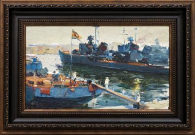 Филимонов В.А. В порту
