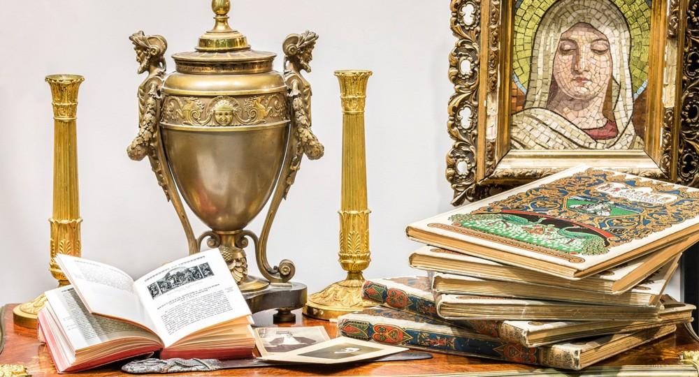 Преимущества антикварного салона «Русская Антикварная Галерея»