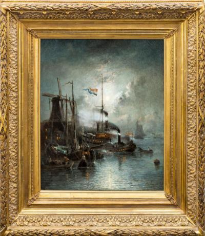 голландский порт