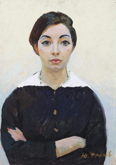 Картина «Портрет девушки»