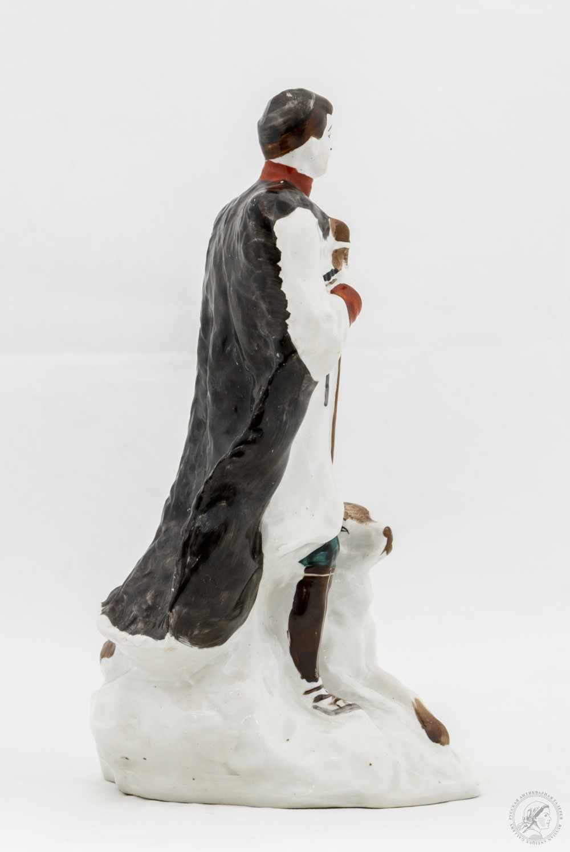 Статуэтка «Пастух с собакой»
