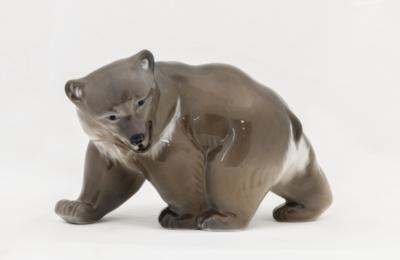 идущий медведь Дания