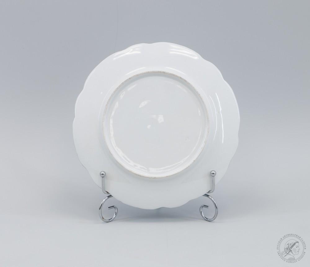 Декоративная тарелка Амуры