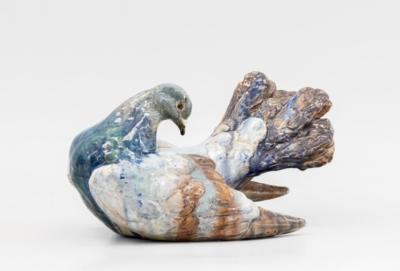 Скульптура Голубь. Фрих-Хар И.Г.