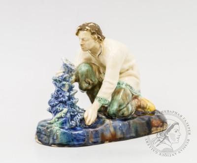 Скульптура Данила-мастер