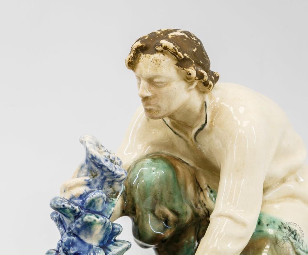 Скульптура «Данила-мастер»
