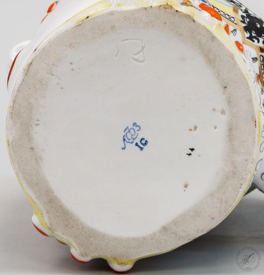 Декоративная кружка «Молоко». ЛФЗ