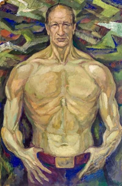 Картина «Десантник»