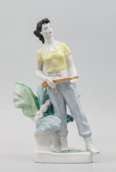 Скульптура «Кубинка»