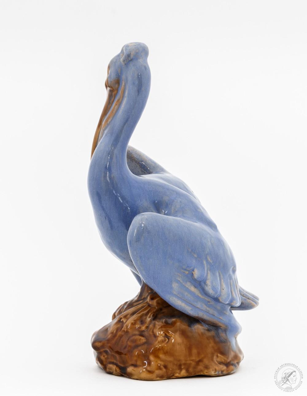 Скульптурная композиция «Пеликан»