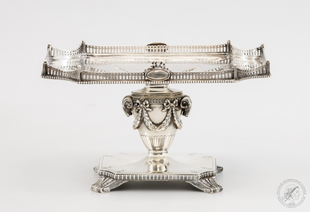 Купить антикварное серебро
