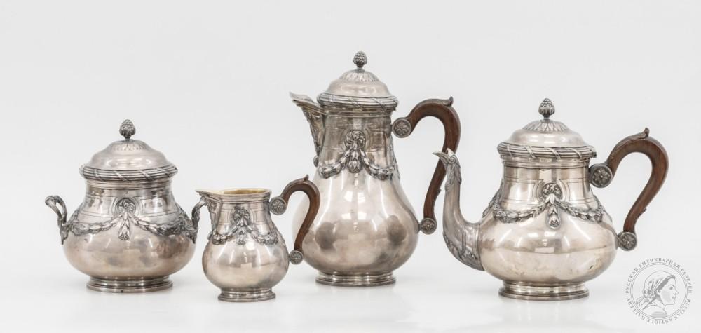 Декоративно-прикладное искусство - серебро