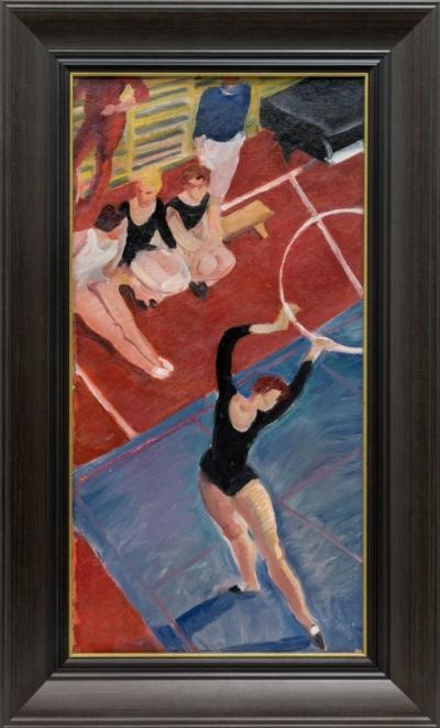 Картина «Художественная гимнастика»