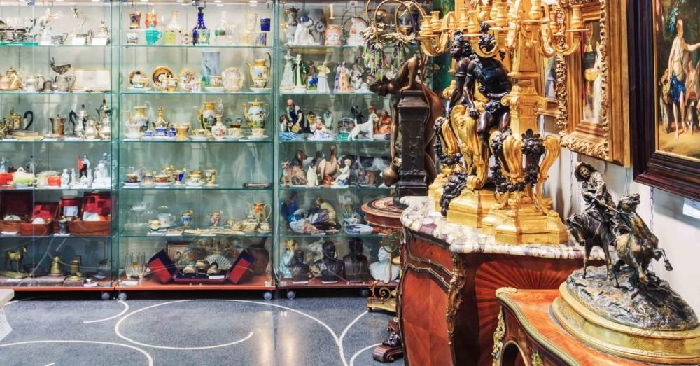 Антикварный - продажа предметов искусства