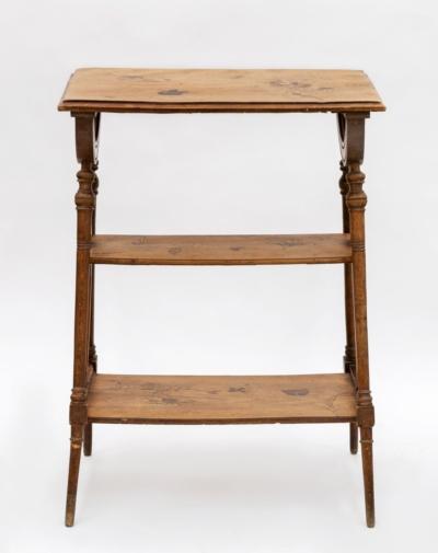 Столик в стиле модерн (Луи Мажорель)