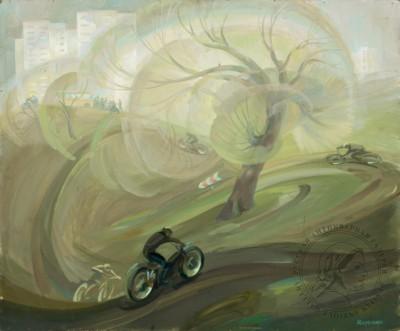 Щербинин Весенний мотокросс