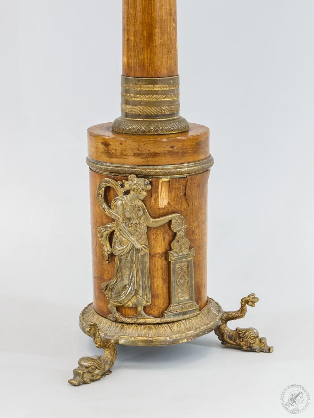 Лампа настольная в стиле ампир