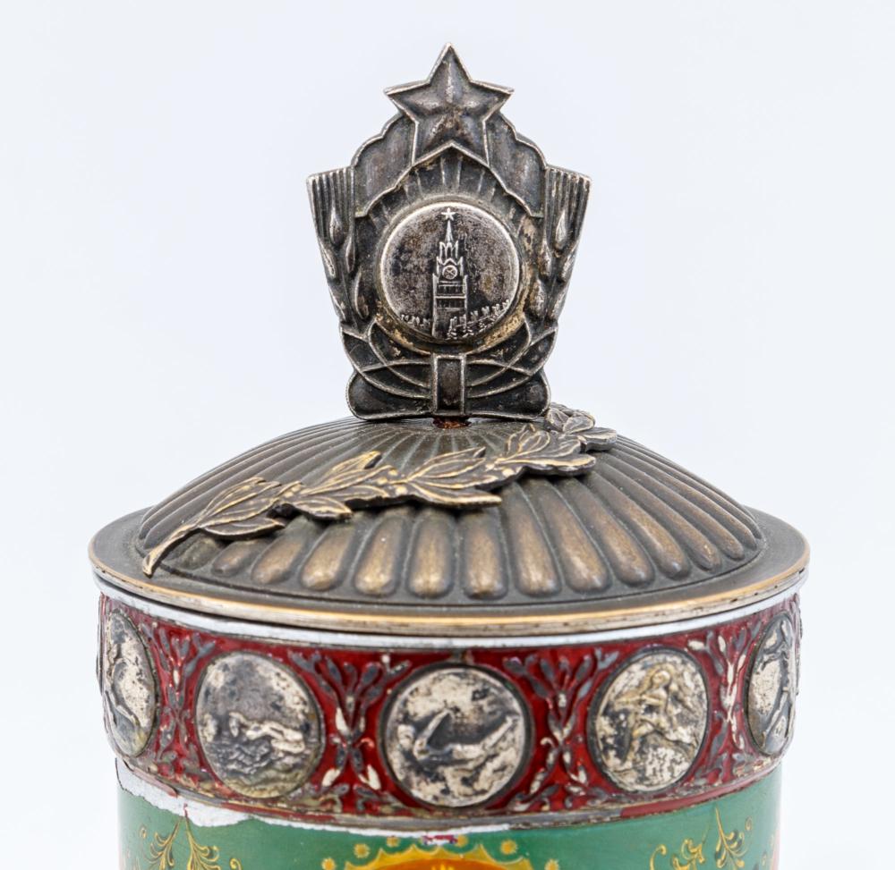 Кубок наградной спортивный «Спасская башня»