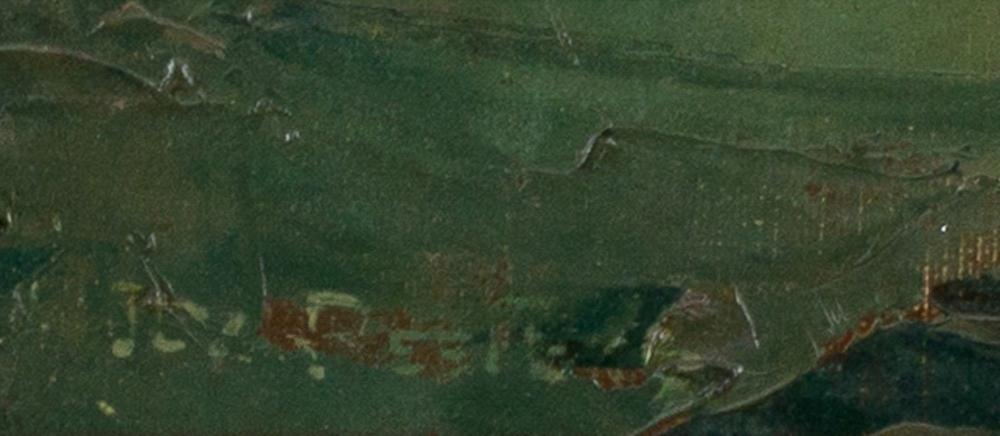 Картина «Парусник на реке Шельде»