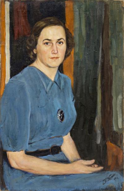 Картина «Женский портрет»