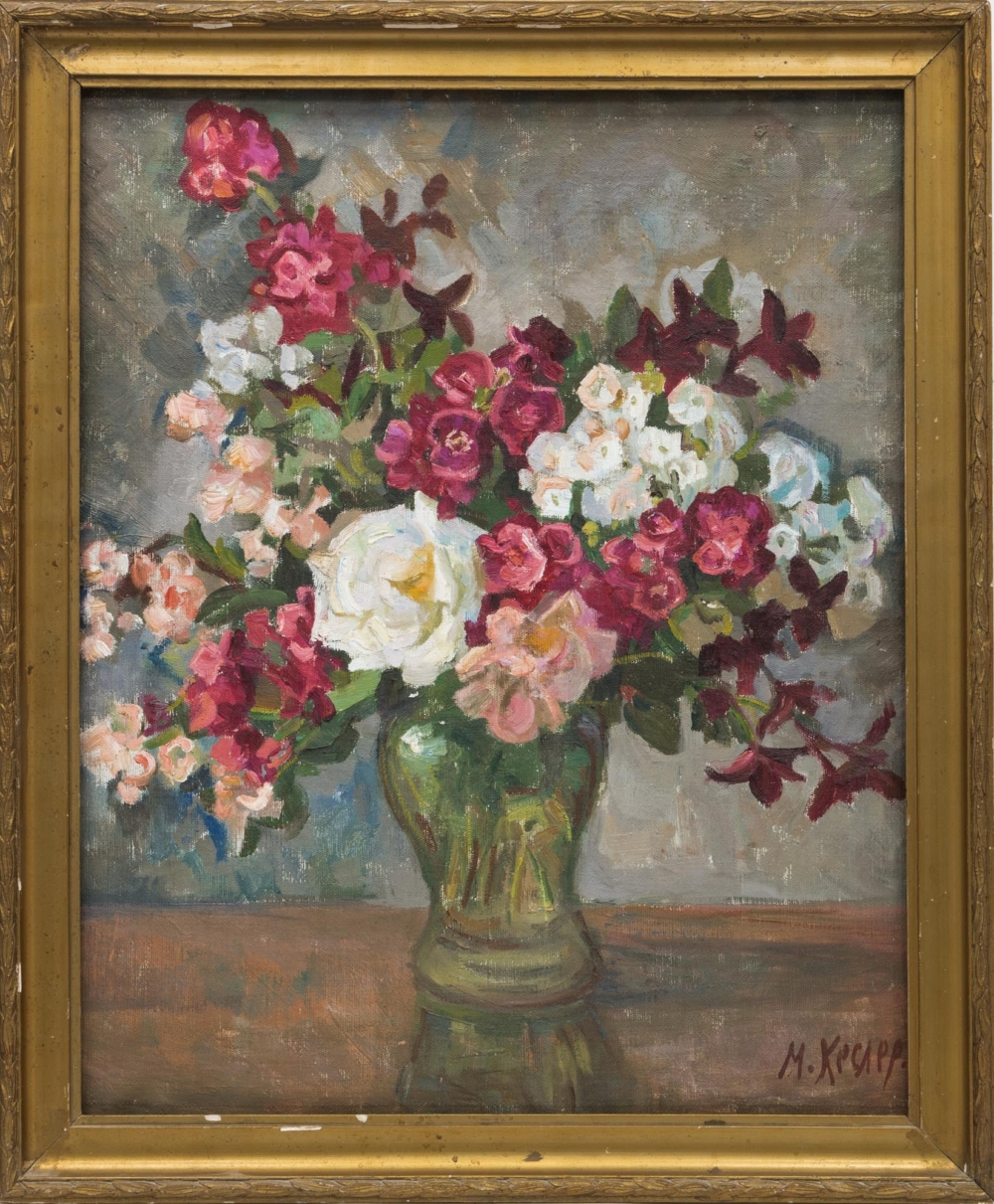 Картина «Букет в вазе»