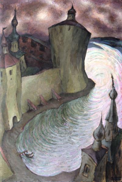 картина сны о кирилло-белозерске