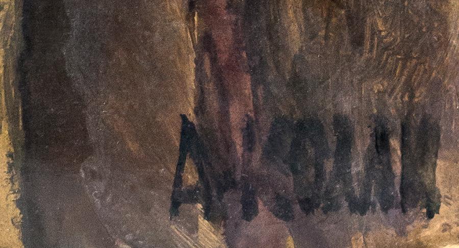 Картина «Сны о Кирилло-Белозерске»