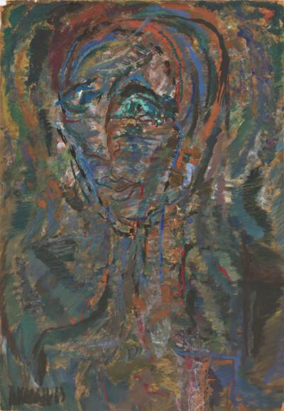 Картина «Лицо из прошедшего»