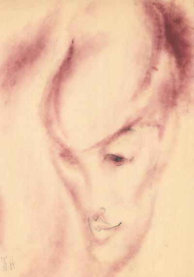 Рисунок «Портрет»