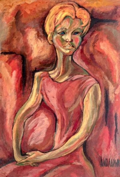 Картина «Портрет женщины»