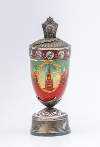 Кубок Спасская башня Палех