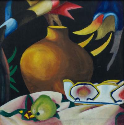Рисунок «Натюрморт с кувшином»