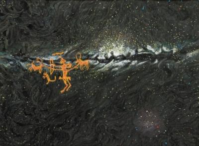 Рисунок «Охота»