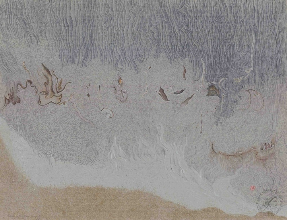 Рисунок «Знаки прошлых дней»