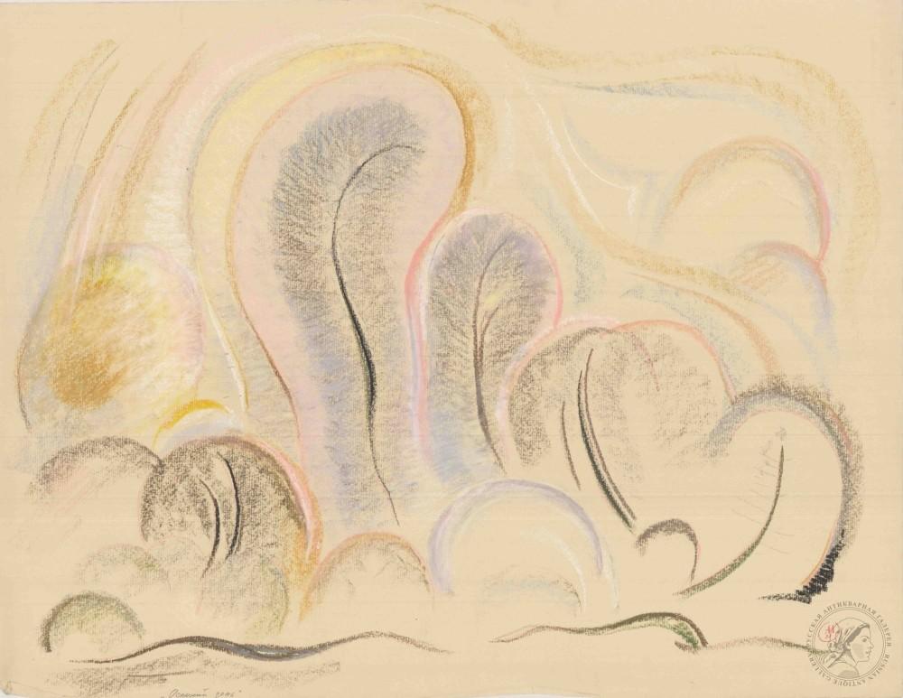Рисунок «Осенний день»
